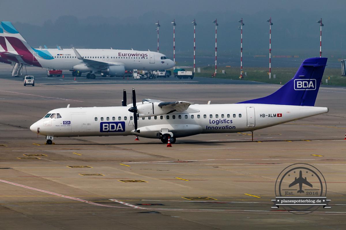 Zimex Aviation ATR 72-202(F) HB-ALM