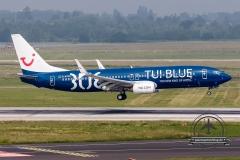 """TuiFly Boeing 737-800 D-ATUD """"Tui Blue"""""""