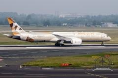 Etihad Boeing 787-9 A6-BLG