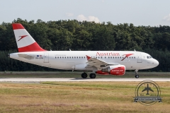 Airbus A319-100 Austrian Airlines OE-LDG