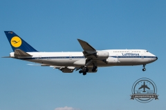 Boeing 747-8i Lufthansa 'Retro'
