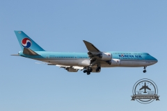 Boeing 747-8i KoreanAir