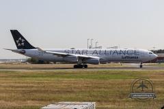 Airbus A340-300 Lufthansa 'StarAlliance'