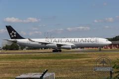 Airbus A340-300 LH Cityline 'StarAlliance'