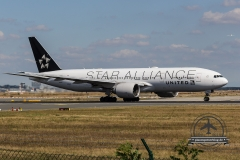 Boeing 777-200 United 'StarAlliance'