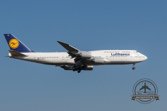 Boeing 747-8i Lufthansa D-ABYU