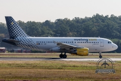 Airbus A319-100 Vueling EC-JVE