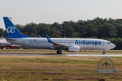 Boeing 737-800 AirEuropa
