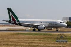 Airbus A319-100 Alitalia EI-IMF