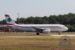 Airbus A320-200 MEA OD-MRM