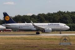 Airbus A320-200 NEO Lufthansa D-AINA