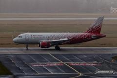 Rossiya Airbus A319-100 VQ-BBA