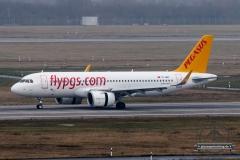 Pegasus Airbus A320NEO TC-NBC