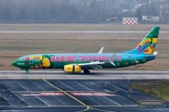 TuiFly Boeing 737-800 D-ATUJ Tropifrutti c/s