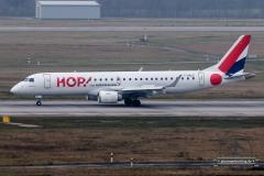 Hop! Embrear ERJ-190LR F-HBLE