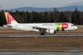 TAP A320-200 CS-TNR