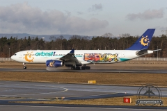 Evelop A330-300 CS-TRH Orbest cs Evelop Grafitti