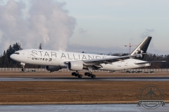 United B777-200ER N794UA Star Alliance