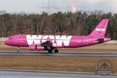 WOW Air A320-200 TF-SIS