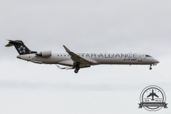 Adria Airways CRJ-900LR S5-AAV Star Alliance
