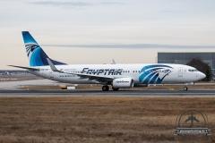 Egyptair B737-800 SU-GEF
