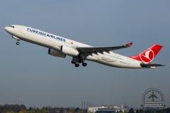 TC-JNL Turkish Airlines Airbus A330-300 - cn 1204