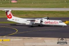D-ABQQ Air Berlin De Havilland Canada DHC-8-400 - cn 4198