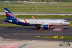 VP-BLP Aeroflot - Russian Airlines Airbus A320-200 - cn 5578