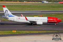EI-FJZ Norwegian Air International Boeing 737-800 - cn 42082 / 6211