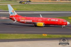 D-AHFZ TUIfly Boeing 737-800 - cn 30883 / 783