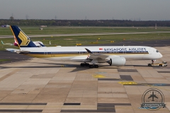 9V-SMJ Singapore Airlines Airbus A350-900 - cn 081