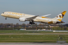 A6-BLF Etihad Airways Boeing 787-9 Dreamliner - cn 39651 / 416