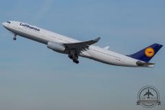 D-AIKJ Lufthansa Airbus A330-300 - cn 701