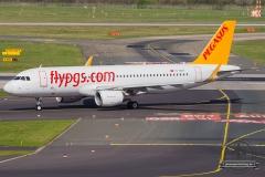 TC-DCH Pegasus Airbus A320-214(WL) - cn 6619