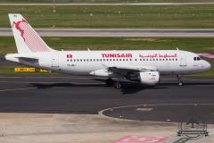 TS-IMJ Tunisair Airbus A319-114 - cn 869