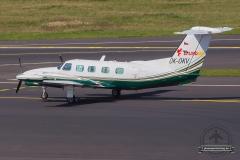 OK-OKV Air Bohemia Piper PA-42 Cheyenne III - cn 42-8001011