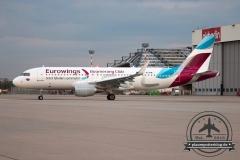 Eurowings A320 D-AEWM *Boomerang cs*