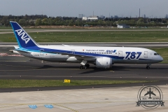 All nippon Airways B787-8 JA813A