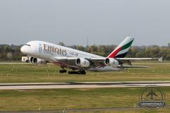 Emirate A380-800 A6-EEZ