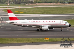Austrian Airllnes A320-200 OE-LBP