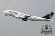 "20160528 Air Atlanta TF-AAK ""Ed Force One\"" Start"