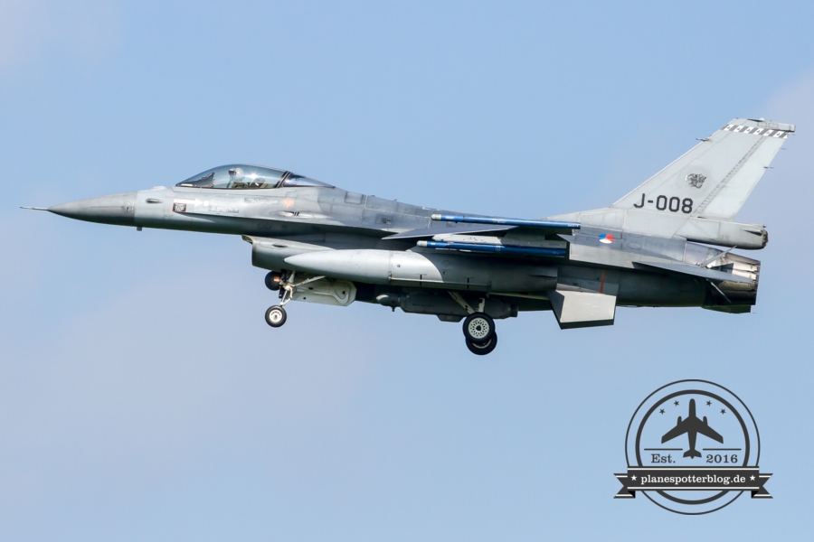 Niederlande J-008 04-12-2016