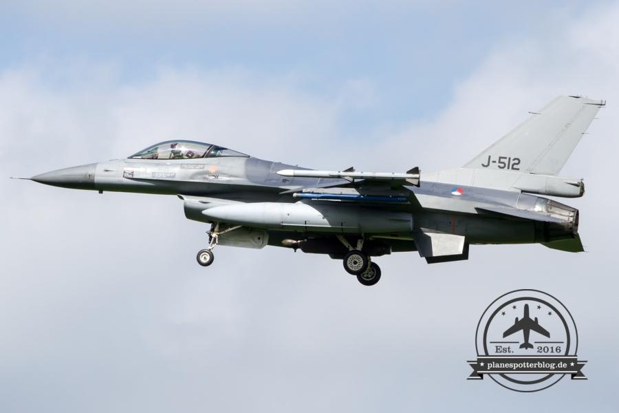 Niederlande J-512 04-12-2016