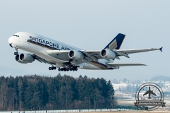 Airbus A380-800 Singapore Airlines 9V-SKC