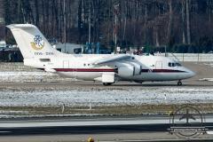 BAe 146 RAF ZE700