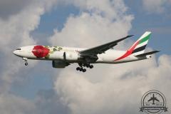 Emirates B777-200F A6-EFL