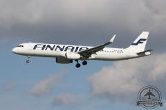 Finnair A321 OH-LZM