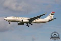 Etihad Cargo A330F A6-DCC