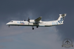 Flybe Dash8Q400 G-FLBB