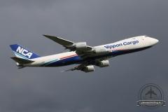 Nippon Cargo B747-8F JA18KZ
